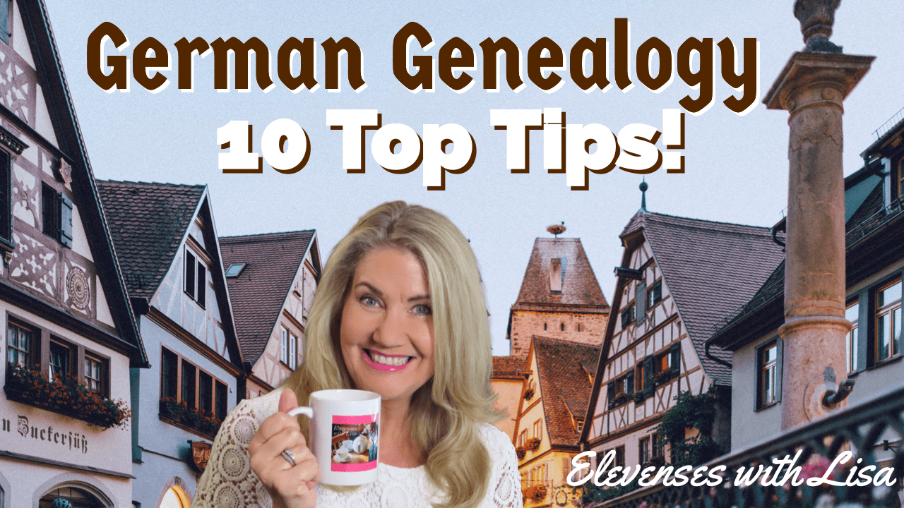 10 Top Tips for Beginning German Genealogy