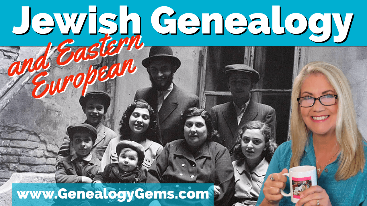 Jewish Genealogy Research