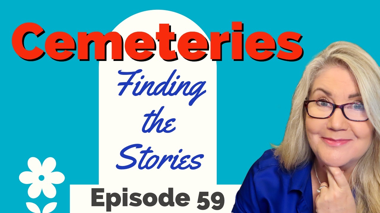 how to find cemetery stories