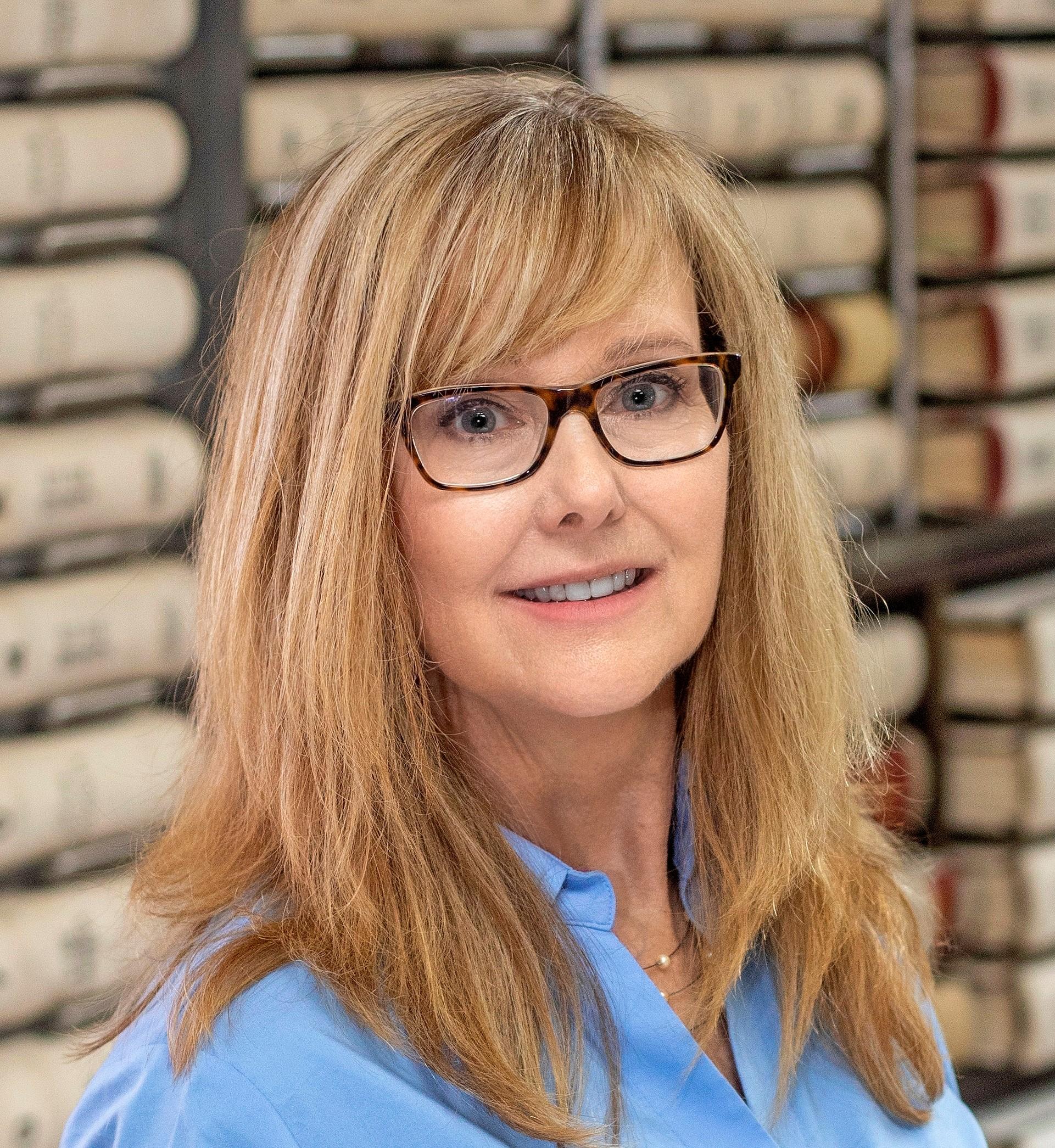 Gail Blankenau genealogist