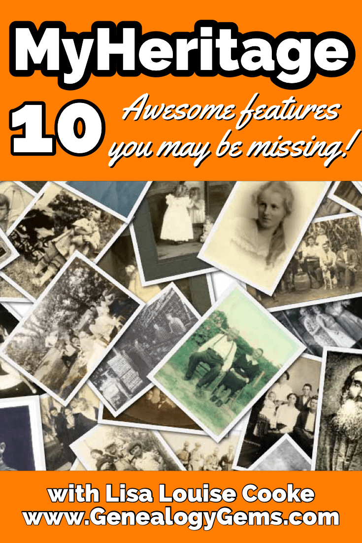 10 best reasons to use MyHeritage