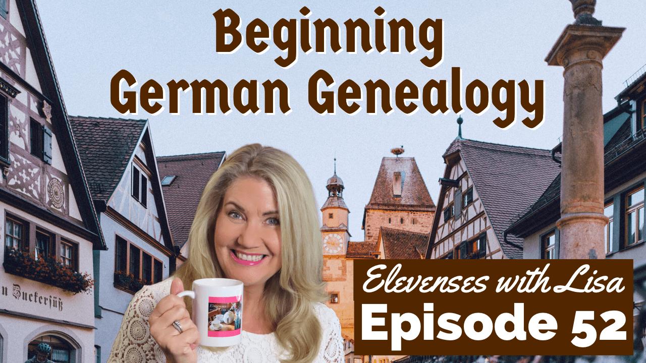 beginning German genealogy