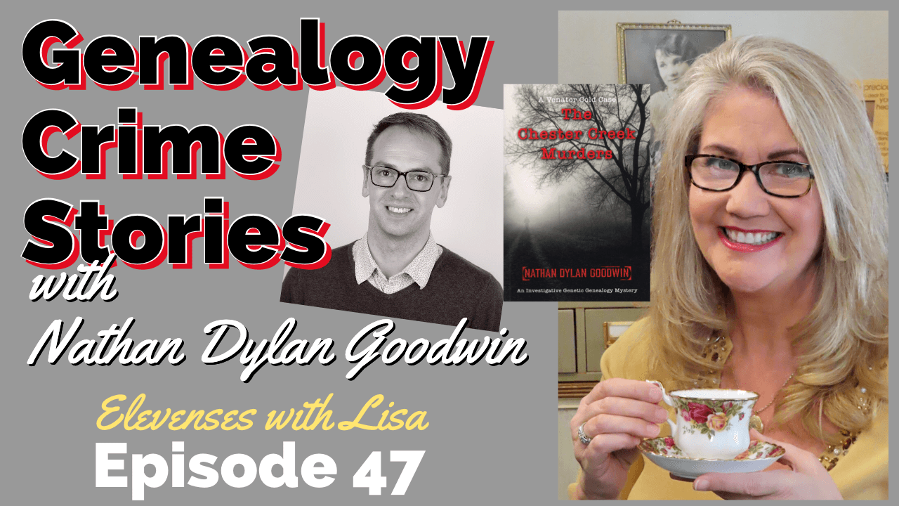 Interview with Nathan Dylan Goodwin