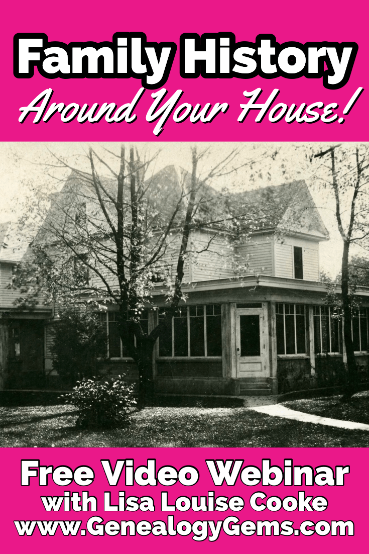 family history around your house