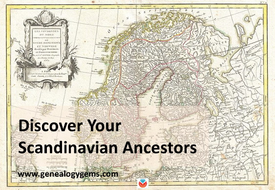 Scandinavian Genealogy Records and More