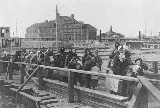 What Was it Like to Land at Ellis Island?