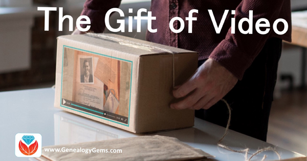 The Gift of Family History Video