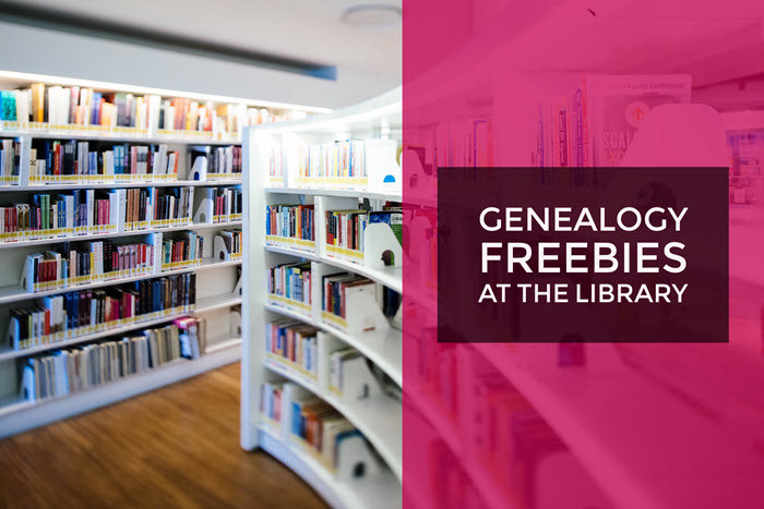 No More Late Fees! Check Out Free Genealogy Magazines and eBooks at Your Local Library