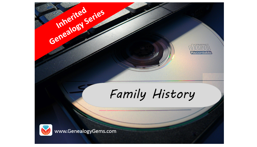 GEDCOM File (What is It & How to Use This Genealogy File)