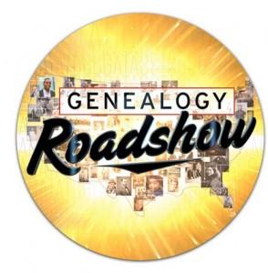 Genealogy Roadshow logo