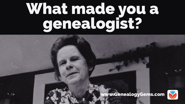 What Made You a Genealogist? Margaret Linford's Story