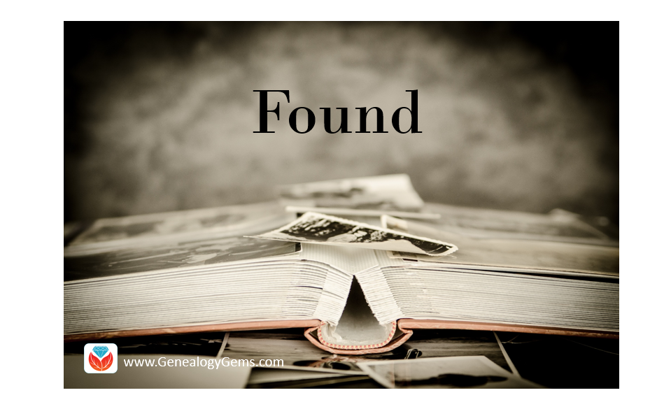 Finding Living Relatives and Reuniting Lost Treasures