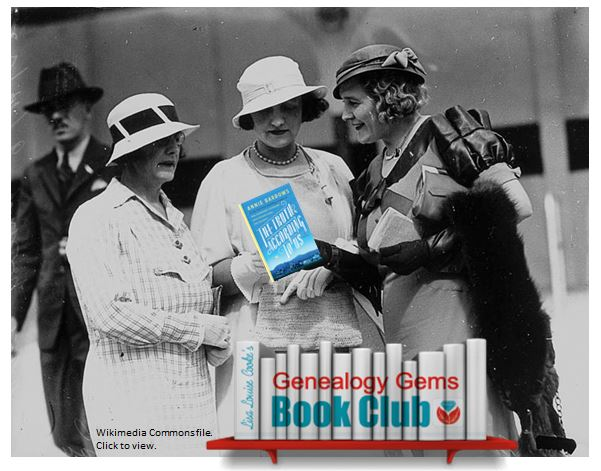 Family Secrets, History and Love in the Great Depression: Genealogy Gems Book Club Pick