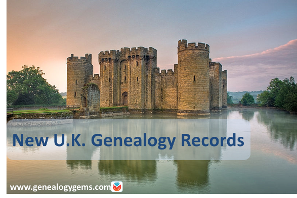 New UK Genealogy Records Online: 1939 Register Updates and More