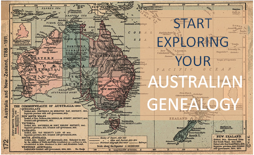 Getting Started with Australian Genealogy: Tips from Legacy Tree Genealogist
