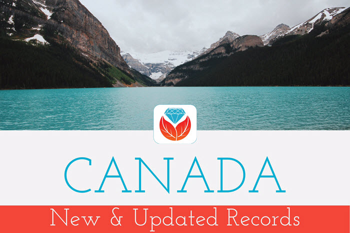 New Canadian Genealogy Vital Records & 1851 Census Online