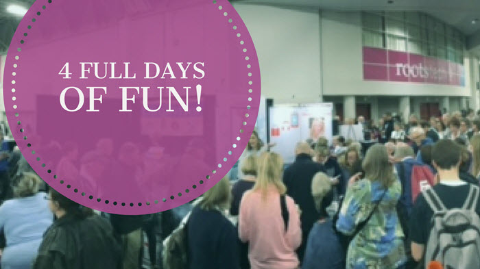 RootsTech 2018 Registration Is Open! First Look at 4 Full Days of Genealogy Fun