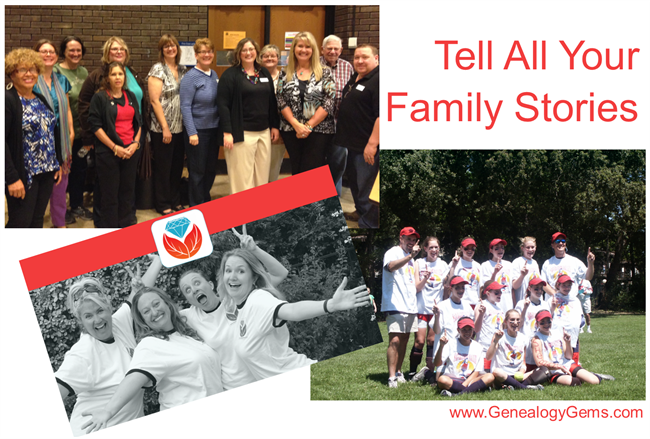 You have more families and stories to tell than you think